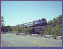 Pullman-Standard by classictrains