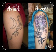 cover up Lyne by flyingants