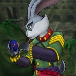 Bunnymund Easter 2013 by tamalero