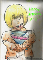 Happy Birthday Arlert boy! by Navin-Chan