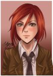 School girl Will by RainbowfiedMaya