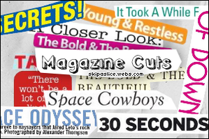 Magazine Cuts by superrjessi