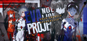 Evangelion Project by Ryoko30