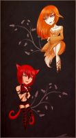 N.R. Fruit wars. by AShiori-chan