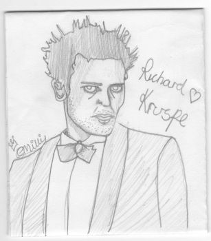 Richard Kruspe by No0dl3