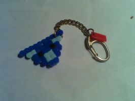 Oki Keychain by DistortedAlice