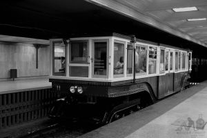 Nostalgia subway car in Budapest by morpheus880223