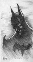Batman sketch 002 by DrawJinDraw-jinhan