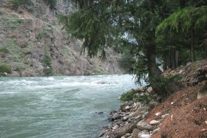 Kunhar River by OmerTariq