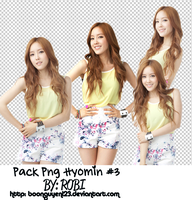 Pack Png Hyomin #3 by boonguyen123