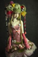 Ooak Porcelain BJD by Forgotten Hearts by FHdolls