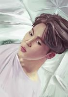 Jimin (wings) by sarapite