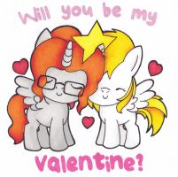 Happy Valentine's Day by UltimateMultiKiller