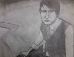 Adam Young Drawing 1 by LuCkYrAiNdRoP
