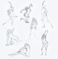 light marker gestures by PeopleEveryday