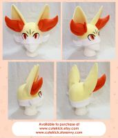 Fennekin Hat Pokemon Hat With Face