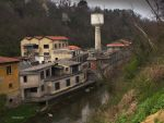 factory on the river Olona by ste-65