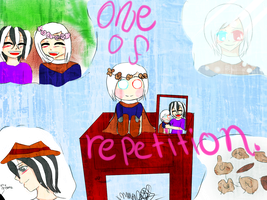 one of repetition PxH by MerrySadness