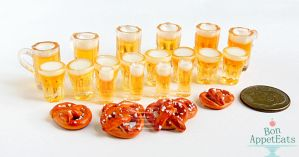 1:12, 1:24 Beer with 1:12 Pretzels by Bon-AppetEats