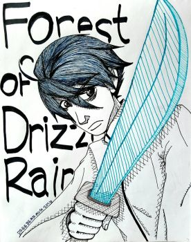 The Forest of Drizzling Rain- Suga by DreeBear