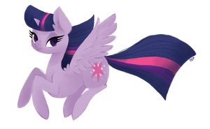 Princess Twilight Sparkle by grandifloru
