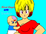 Mirai Angel and Trunks JR. by Jarcuto