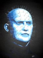 -Pinhead- by DeadCamper