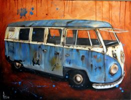 VW rust 2 by DISCOFRISCO