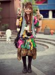 Japanese Street Fashion by hakanphotography