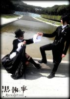 That butler, the gentleman by MinamiTeam