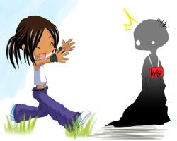 i love zombies by marrim