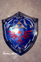 Link's Shield - Twilight Princess by Laovaan