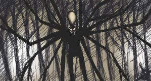 Slenderman by xDimax