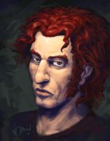 Red Fred by WillOBrien