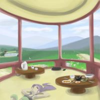 Country side deck by EmptyShadow