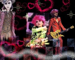 hide Wallpaper by ZzZNelliezZz