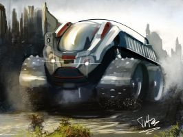 Vehicle Concept Speed by tr4ze