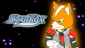 ART TRADE - Star Fox is ready for duty! by KingAsylus91