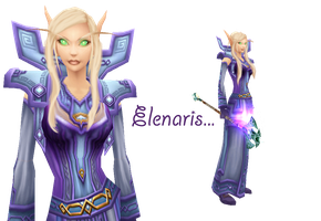 ArtTrade: Elenaris by Elixxis