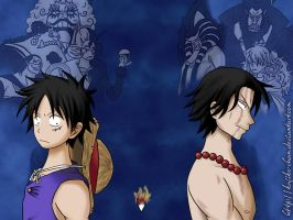+ OP + Impel Down + by KajikoKylance