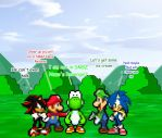 NEWS - Yoshi isn't in SMBZ Nazo's Revenge by xXBrawlStudiosXx