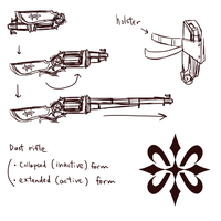 Doodle: W - weapon by crino-line