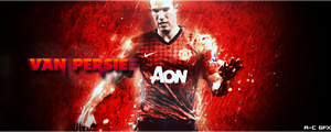 Van Persie Sign by Dark-legend-GFX