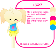 Roxy by to-much-a-thing