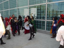 AX2014 - Marvel/DC Gathering: 001 by ARp-Photography