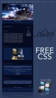 Dark Fantasy FREE CSS by DigitalPhenom