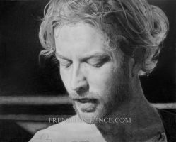 James Johnston of Biffy Clyro by frenziedsilence