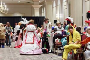 Anime North 2013: Journalistic shot 76 by Henrickson