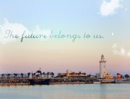 The future belongs to us. by Gingershots