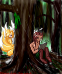 In the Woods by ChouchoChan